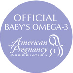 Nordic Naturals is the Official Baby's Omega-3 of the American Pregnancy Association