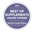 2012 Best of Supplements Award