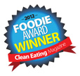 2012 Foodie Award