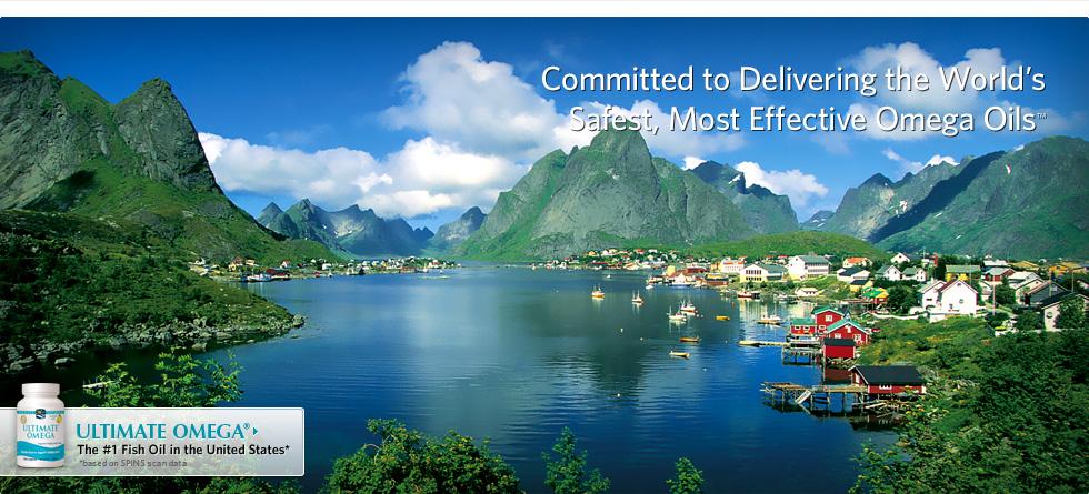FREE Nordic Naturals samples..